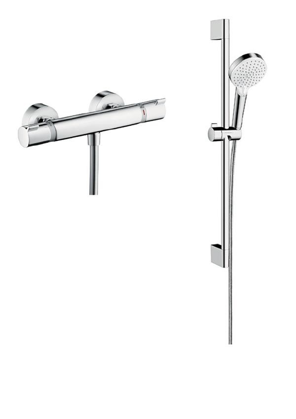 Hansgrohe Thermostaat/Doucheset Select